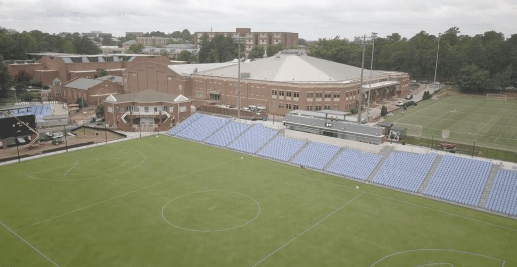 UNC Soccer Stadium