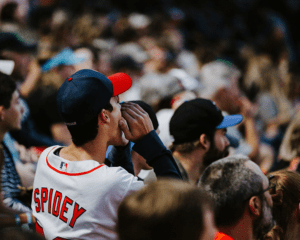 Fan engagement in sports article from Creative Allies