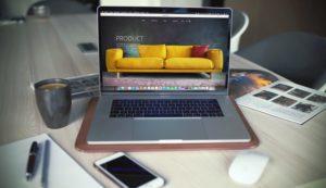 Budget website blog from Creative Allies