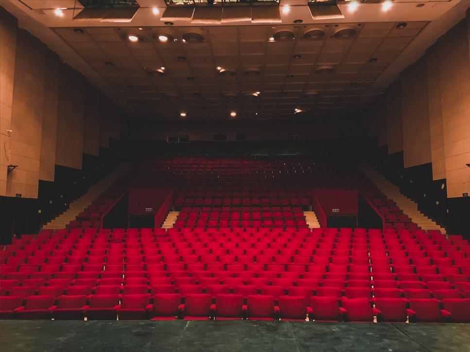 Theater, Theatre Auditorium