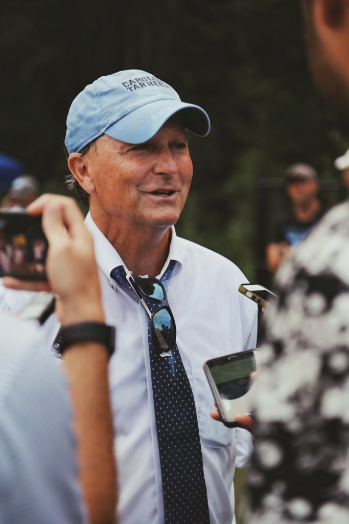 Digital marketing in NC provides marketing to Anson Dorrance and the Tar Heel Soccer Club