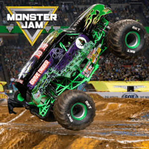 Digital marketing in NC - Creative Allies created the official poster for Monster Jam World finals