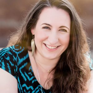 Stacey S. Headshot for Creative Allies discussing freelancer success